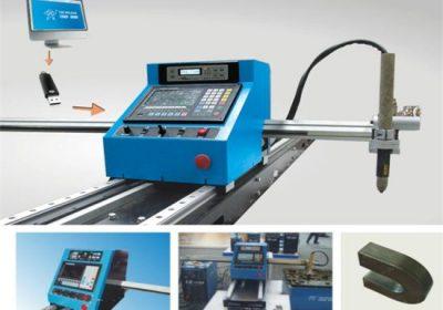 Bedste kvalitet cnc plasma bord / gantry / protable cnc plasma skære maskine