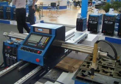 Gantry type bærbare mini cnc plasma cutters rør metal skære maskine