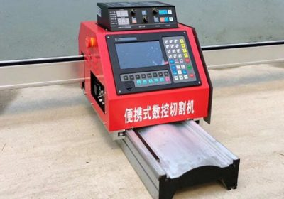 CNC bærbar metal plasma skære maskine