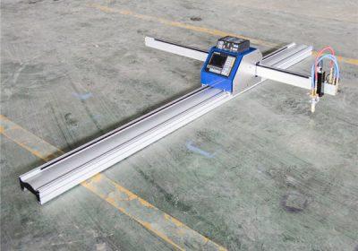 CNC plasma bordskæremaskine til rustfrit stål / cooper plate