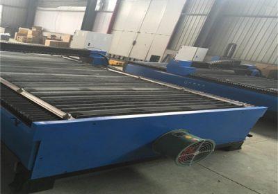 Mini CNC Metal plasma skære maskine med plasma skæreværktøjer