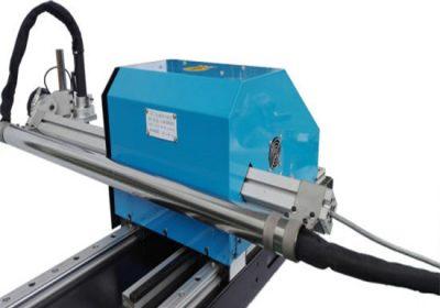 Gantry Type CNC Plasma Cutting Machine, stålplader skære og boremaskiner fabrik pris