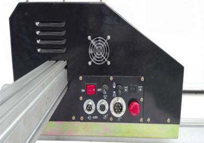 Høj kvalitet lavpris cnc gantry type plasma skæremaskiner