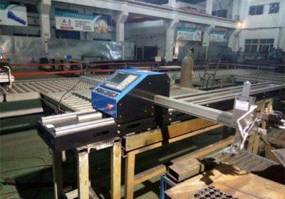 Metalplade gantry CNC flamme plasma skære maskine