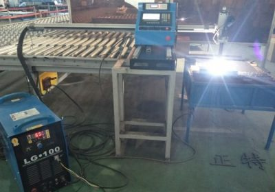 Automatisk Gantry-type CNC Plasma skæremaskine / metalplader af metalplader