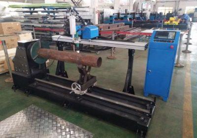 Nyt produkt bærbart cnc plasma rustfrit stål rør skære maskine
