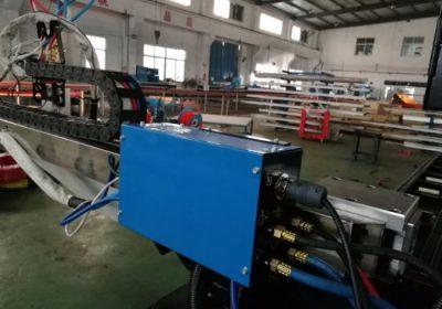 Gantry CNC gas plasma skære maskine pris