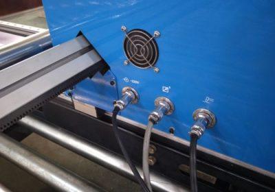 Gantry Type CNC Plasma Cutting Machine, stålplader skære maskine plasma cutter
