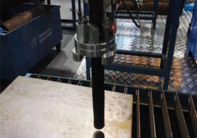 CNC router plasma til rustfrit stål rørskæring