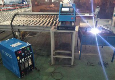 Gantry Type CNC Plasma Skæring og Plasma Skæring Machine, stålplader skære og boremaskiner fabrik pris