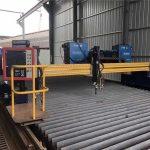 Europæisk kvalitet cnc plasma og flamme skære maskine / plasma cnc cutter maskine til metal