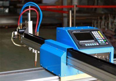 Lette vægt gantry cnc skæremaskine plasma