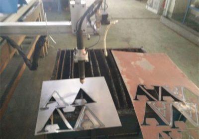 Fabrikspris 1530 plasmaskæremaskine til rustfrit stål kulstofstål jernplader cnc plasmaskærer på lager