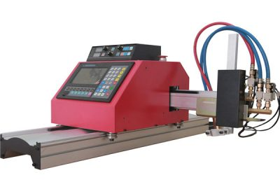 Lille Gantry CNC flamme / plasma skære maskine